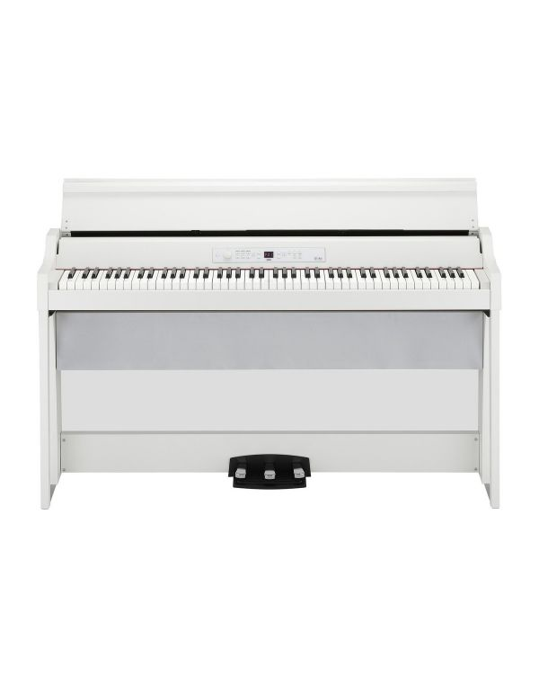 Korg G1B AIR-WH Digital Home Piano, White