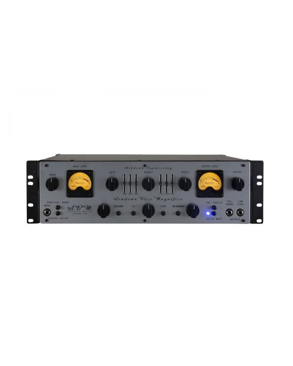 Ashdown ABM 600-DR-EVO IV Bass Rack Head