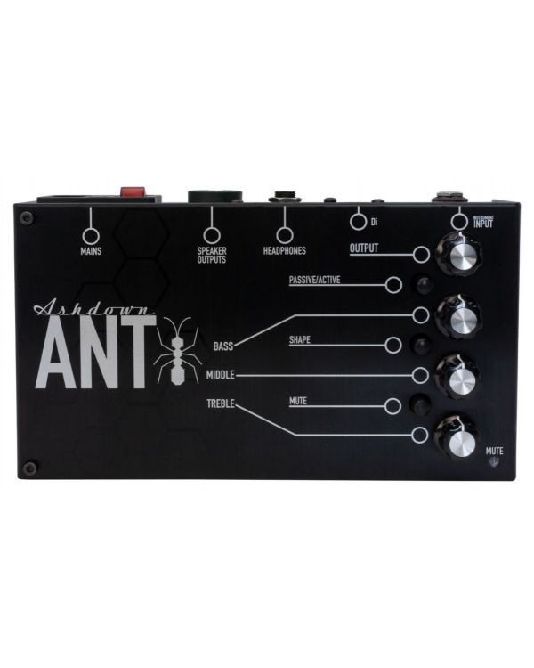 Ashdown FS-ANT-200 Powered Bass Amp Pedal