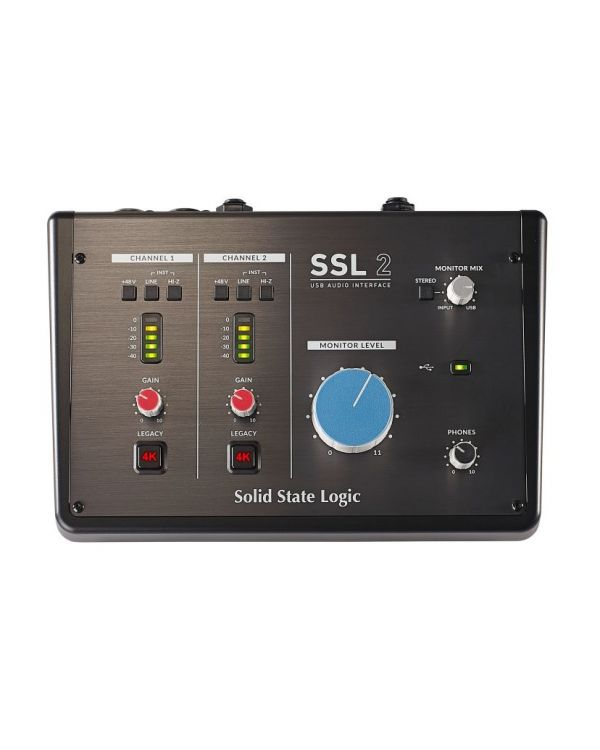 SSL2 USB Audio Interface