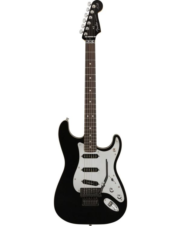 Fender Tom Morello Stratocaster RW Black Electric Guitar