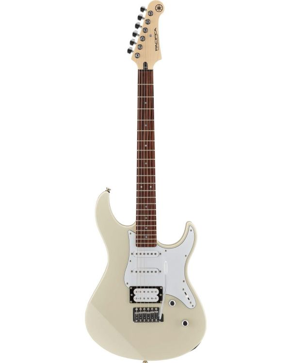 Yamaha Pacifica 112V Electric Guitar, Vintage White