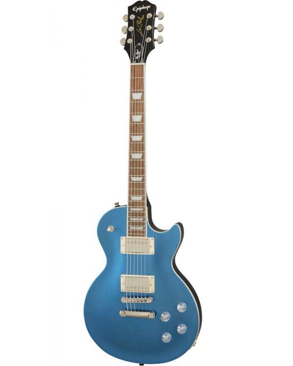Epiphone Les Paul Muse Radio Blue Metallic Guitar