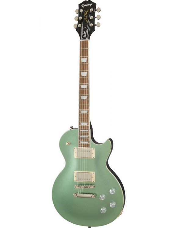 Epiphone Les Paul Muse Wanderlust Green Metallic Guitar
