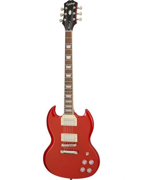 Epiphone SG Muse Scarlet Red Metallic Guitar