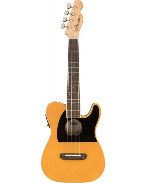 Fender Fullerton Telecaster Ukulele Butterscotch Blonde