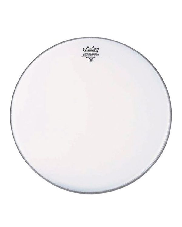 "Remo 18"" Emperor Coated Floortom Head"