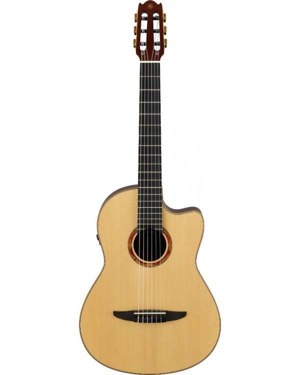 Yamaha NCX3 Electro Acoustic Nylon Guitar, Natural