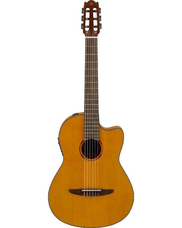 Yamaha NCX1C Electro Classical Guitar, Cedar Top