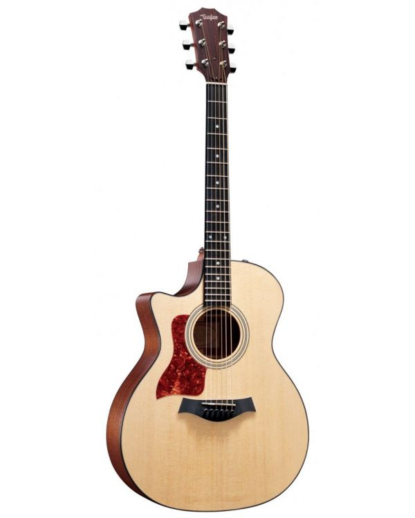 Taylor 314CE Left Handed Grand Auditorium Cutaway