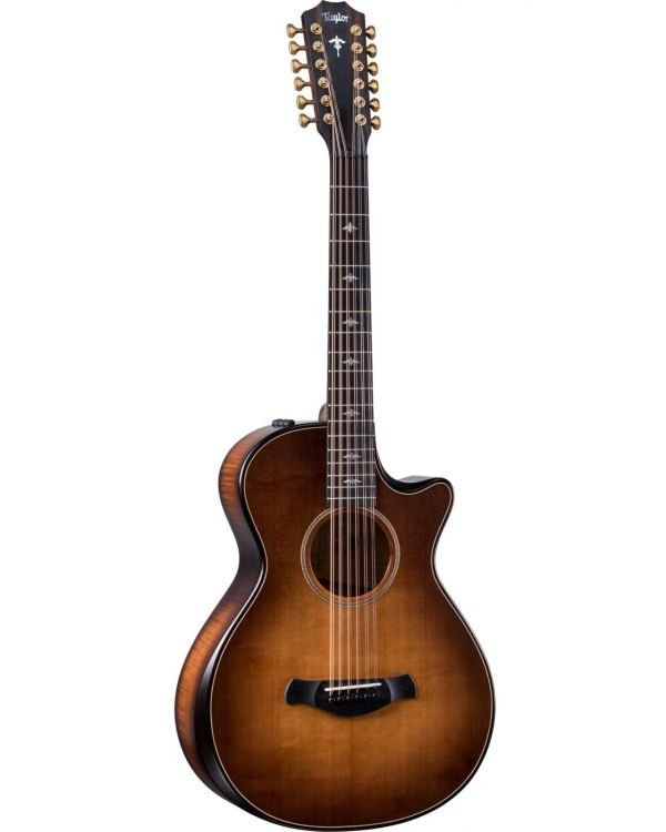 Taylor Builders Edition 652ce WHB 12-String Electro Acoustic