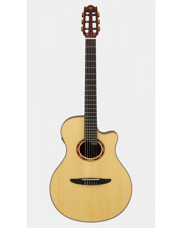 Yamaha NTX5 Electro Classical Guitar Natural