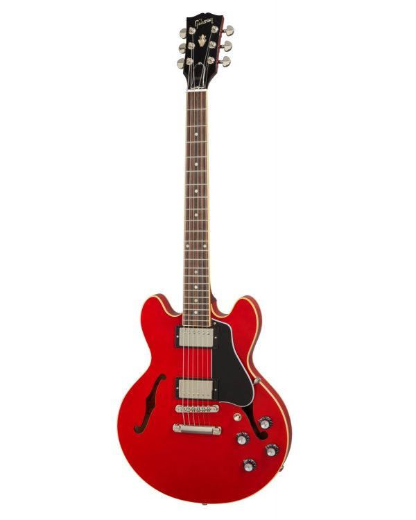 Gibson ES-339 Cherry Semi-Acoustic Guitar