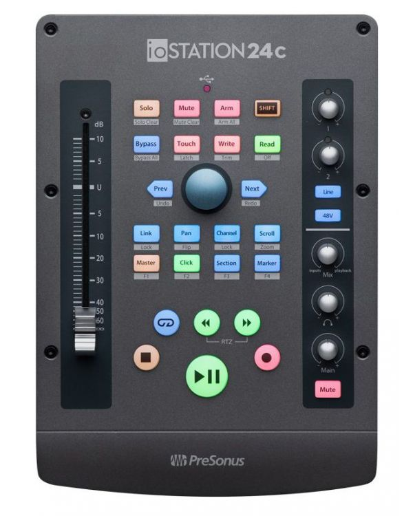 PreSonus IOSTATION 24C Audio Control Surface