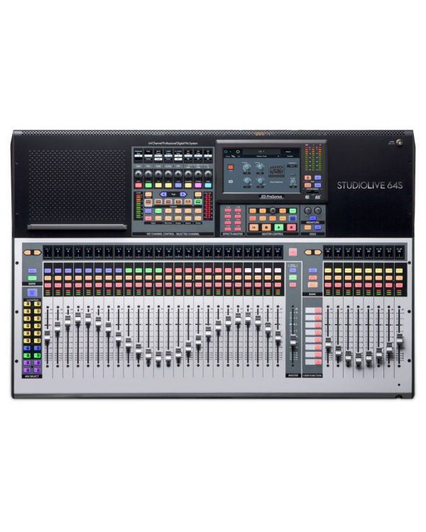 PreSonus StudioLive 64S 64-Channel Digital Mixer