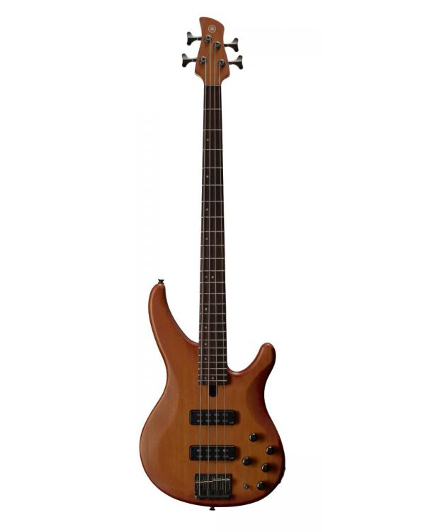 Yamaha TRBX504 4-String Bass Guitar Brick Burst