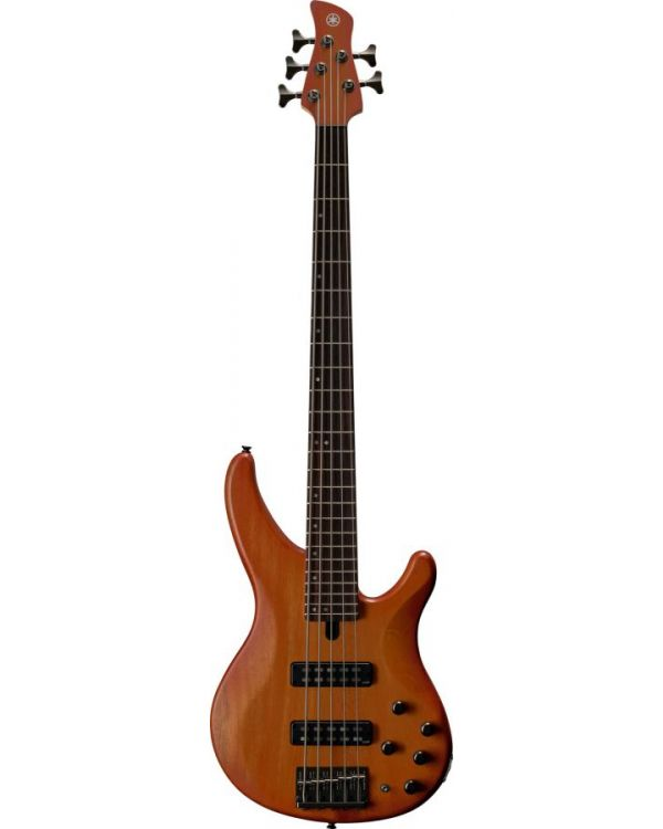 Yamaha TRBX505 5-String Bass Guitar Brick Burst