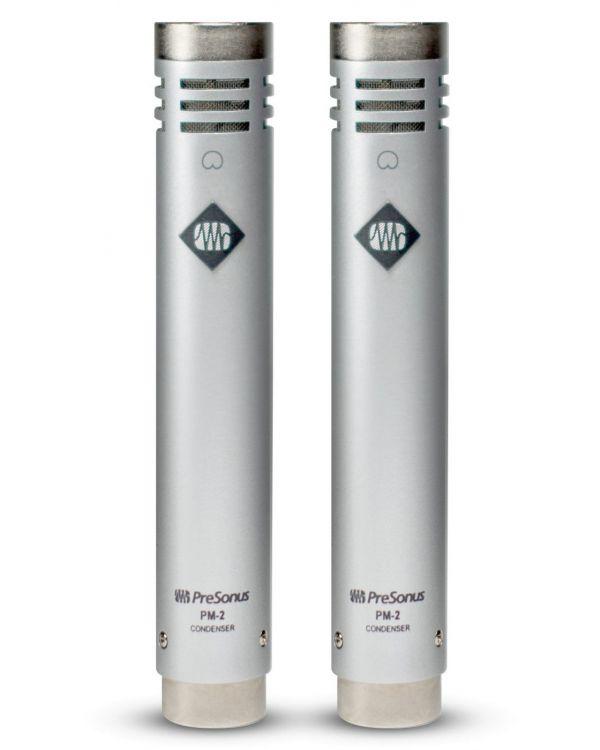 Presonus PM-2 Condenser Microphones, Matched Pair
