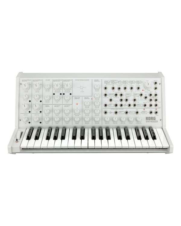Korg MS-20 FS Monophonic Synthesizer White