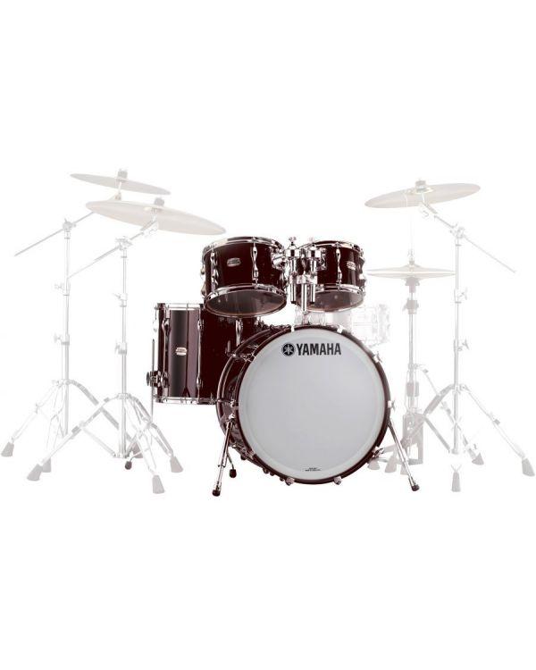 "Ex-Demo Yamaha Recording Custom 22"" 4-Piece Shell Pack, Walnut"