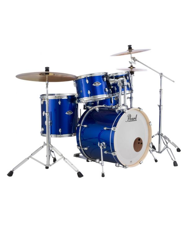 Pearl Export EXX 5pc 22in Drum Kit High Voltage Blue