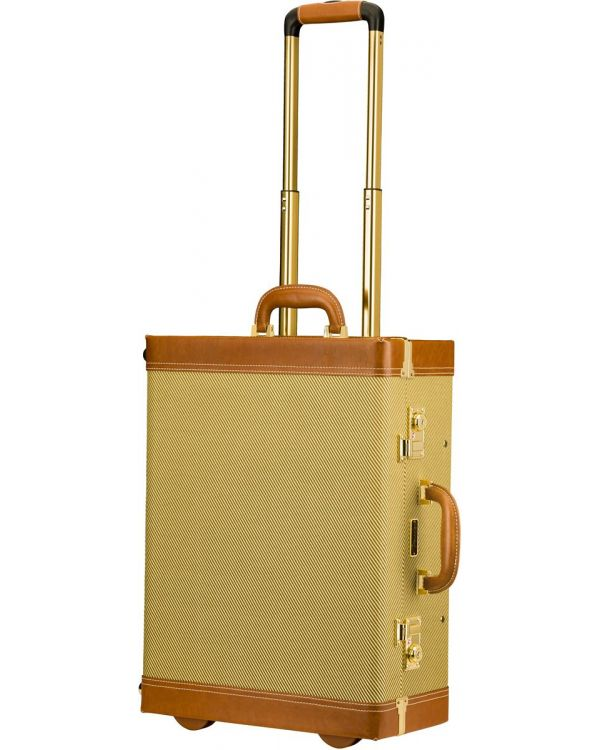 Fender Tweed Rolling Luggage