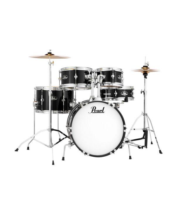 Pearl Roadshow Jr. Kids Drum Kit Jet Black