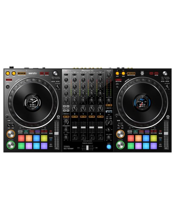 Pioneer DDJ-1000SRT 4-Channel DJ Controller for Serato