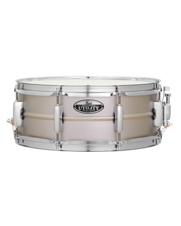 Pearl Modern Utility Steel Snare Drum 14 x 5.5