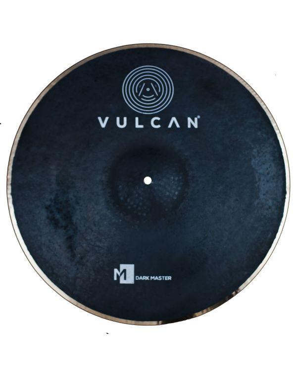 Vulcan Dark Master 18 inch Crash Cymbal