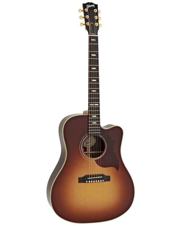 Gibson Hummingbird M Electro Acoustic, Rosewood Burst