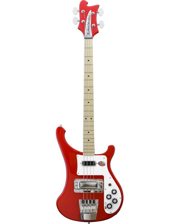 Rickenbacker Ltd Edition 4003S Pillarbox Red Electric Bass