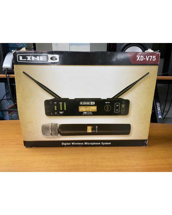 B-Stock Line 6 XD-V75 Digital Wireless Microphone System
