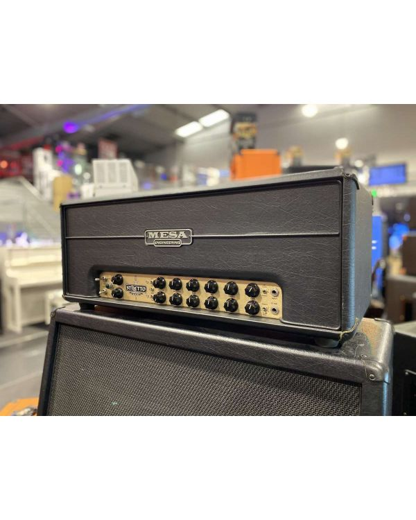 B-Stock Mesa Boogie Stiletto Ace 50 watt Valve Head