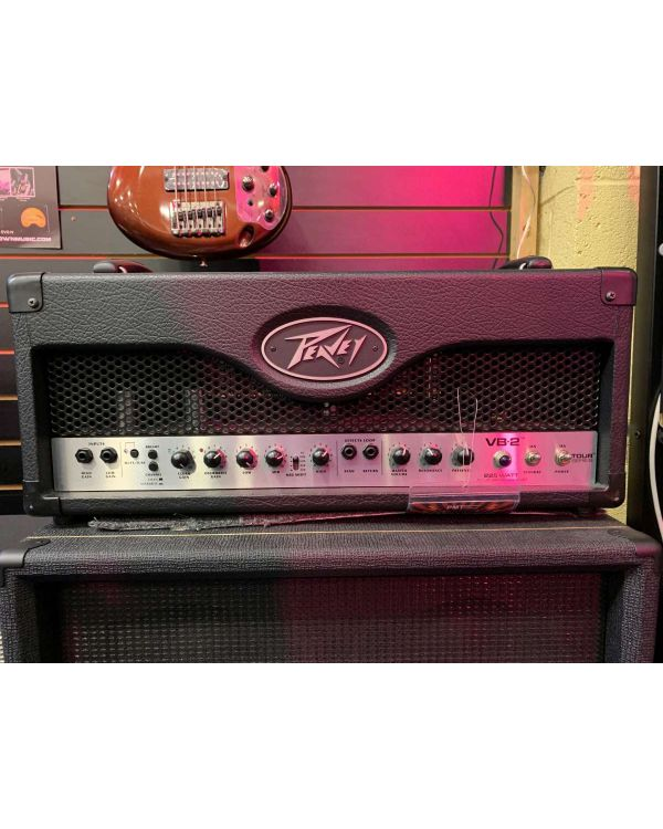 B Stock Peavey Tour Vb-2 Bass Amp