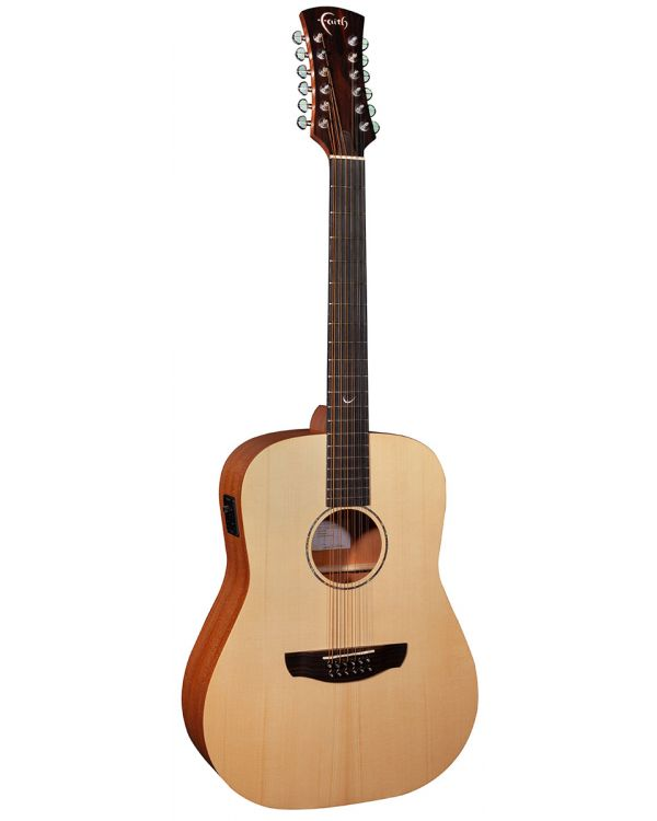 Faith FKSE12 Naked Saturn 12-String Electro-Acoustic Guitar