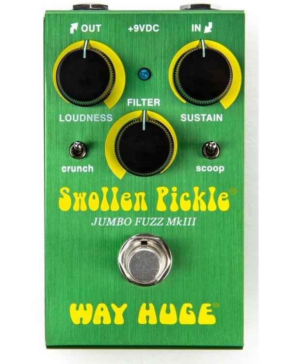 Way Huge Smalls WM41 Swollen Pickle MKIII Fuzz Pedal