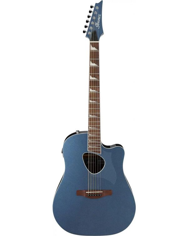 Ibanez Altstar ALT30 Electro-Acoustic Guitar Indigo Blue Burst Metallic