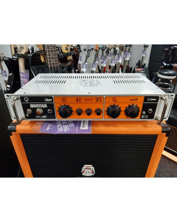 B-Stock Orange OB1-300 Bass Amplifier Head