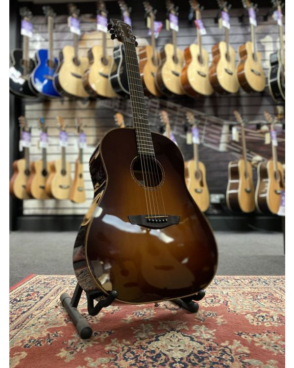 B-Stock Faith FRSBG Drop Dreadnought Acoustic Guitar