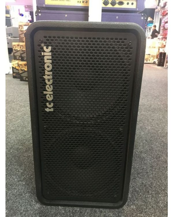 Ex Display TC Electronic RS212 2 x 12 Bass Cabinet