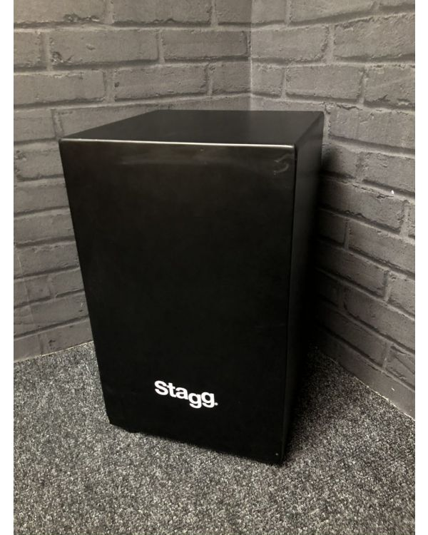 B Stock Stagg CAJ-40M Black Cajon