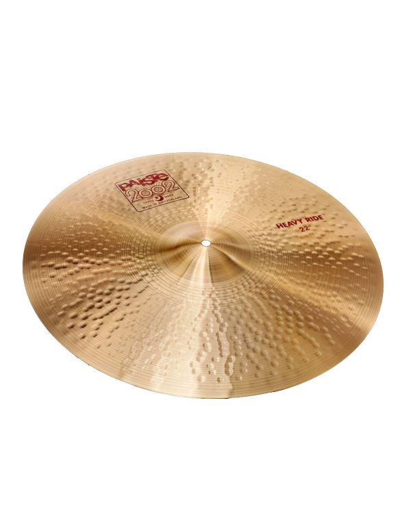 Paiste 2002 Heavyride 22 Inch Ride Cymbal