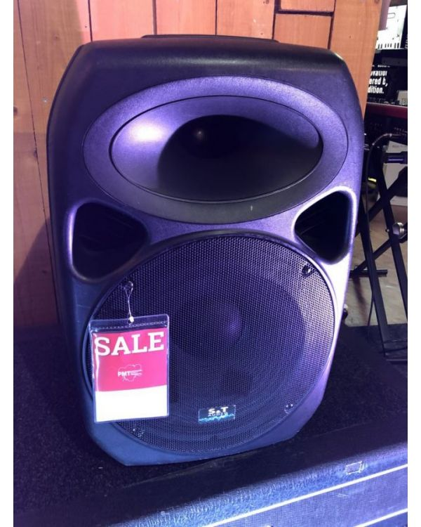 B-Stock S And T Audio CD15DP760 Active PA Speaker