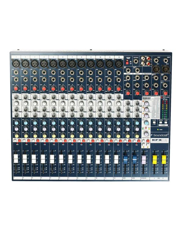 Soundcraft EFX12 12 Channel Mixer
