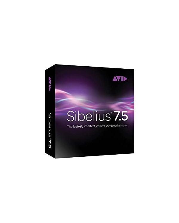 Sibelius 7.5 Media Pack
