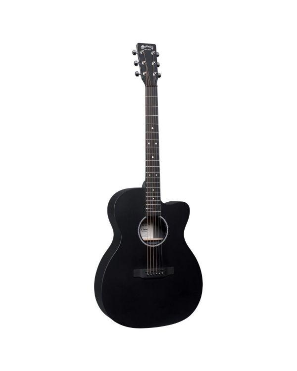 Martin OMC-X1E Electro-Acoustic Guitar Black