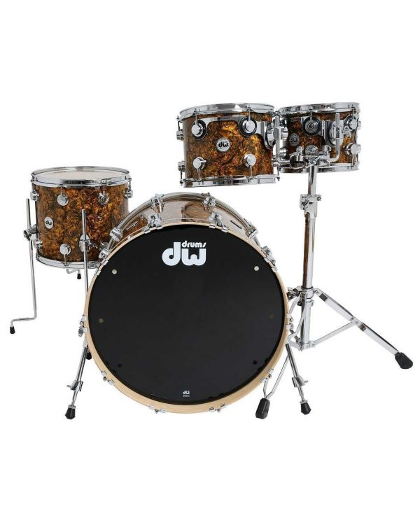 DW Collector's Series Drum Kit 22/10/12/16 - Gold Abalone