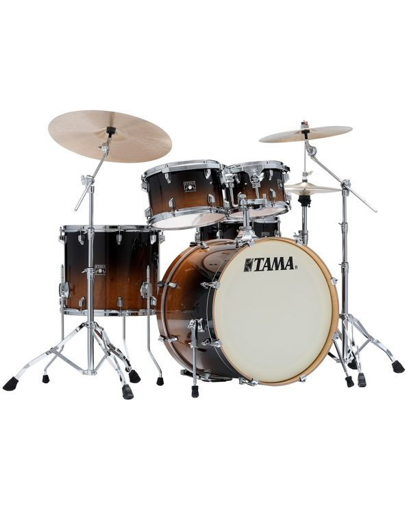Tama Superstar Classic 5-Piece Drum Kit with Hardware Coffee Fade
