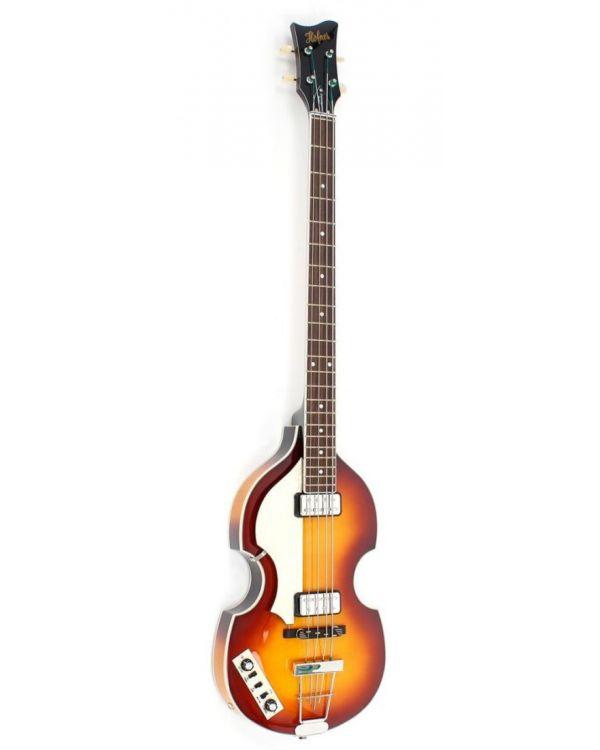 Hofner Contemporary Violin Bass Left Handed, Sunburst